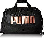 Bolsa esportiva feminina Puma Evercat Dispatch, Preto/Bronze, tamanho único