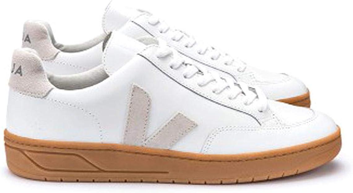 Veja , Herren Sneaker Weiß Bianco