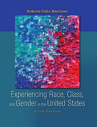 race class and gender in the united states essays The relationship between race and crime in the united states has been a topic of public race and crime in the united states war a class of black.