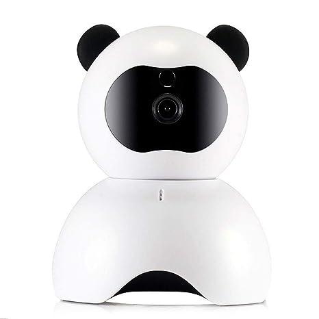 LEERAIN Perro Camara WiFi Monitor Mascotas HD 1080P Panda ...
