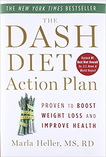 The dash diet action plan marla heller 9781455512805 amazon the dash diet action plan marla heller 9781455512805 amazon books fandeluxe Gallery