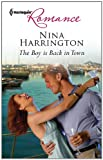 The Boy Is Back in Town, Nina Harrington, 0373178034
