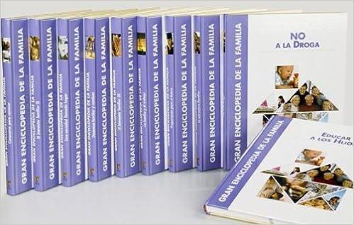 Audio libros en inglés con descarga gratuita de texto Gran enciclopedia de la familia: Educar a los hijos: Vol.5 848447318X PDF DJVU