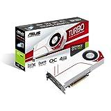 ASUS GeForce GTX 960 OC TURBO, 4GB GDDR5 (128 Bit), HDMI, DVI, 3xDP