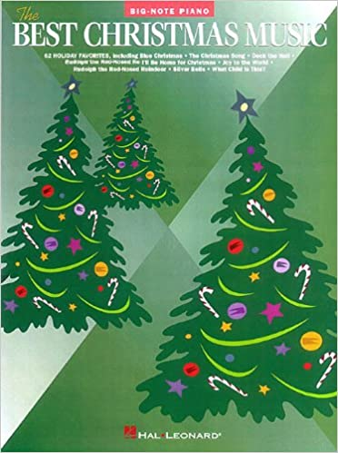 best christmas music hal leonard corp 0073999103250 amazoncom books - Amazon Christmas Music