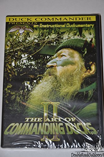 Fantastic Deal! Duck Commander The Art of Commanding Ducks 2 DVD