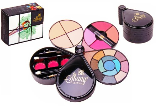 SHANY Deluxe Make up kit 44PC SET CADEAU