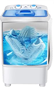 PNYGJM Portable Mini Shoe Washing Machine Smart Lazy Automatic Disinfecting Small Compact Washing Machine Shoes Possess Odor Elimination