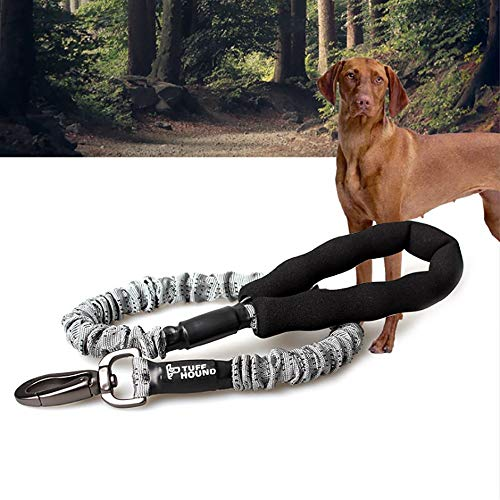 Dog Leads,Dog Training Lead Strong Nylon Dog Leash with Threads for Medium and Large Dogs Dog Car Seat Belt Perfect for Training Walking Running