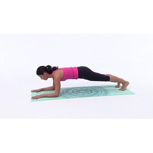 Gaiam Yoga Mat Premium 6mm Print Extra Tiendamia Com