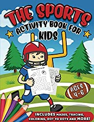 Image of the product The Sports Activity Book that is listed on the catalogue brand of .