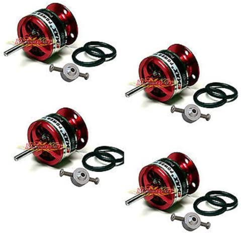 1pc CF2822 1200KV Outrunner Brushless Motor for RC Airplane Accessori HL