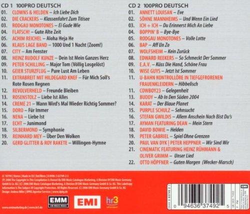 Hr3 100pro Deutsch Various Amazonde Musik