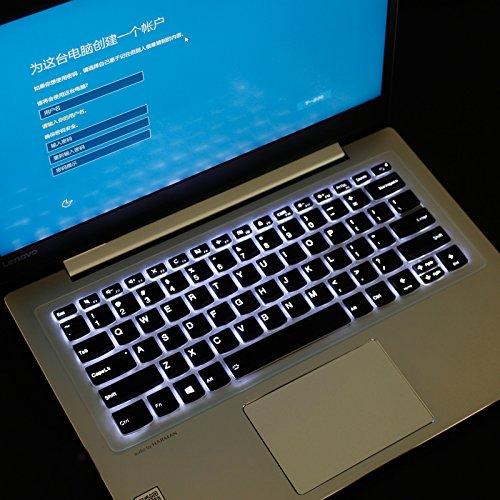 Leze - Ultra Thin Keyboard Cover Protector for Lenovo Yoga 720 12.5'',Yoga 720/730 13'',Yoga 920 14'',Yoga C930,ideapad 720s 13