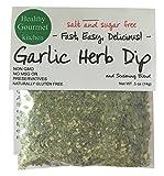 Garlic Lovers Dip Mixes 6 Pack - Garlic Herb, Galloping Garlic (Garlic Horseradish), Garlic Chipotle