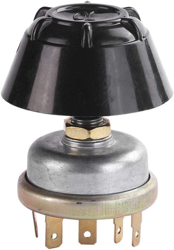 Fanuse Interruptor de Bot/óN de Bocina Interruptor de Luz de Bot/óN Interruptor de 12V una Prueba de Agua para Tractor Massey Ferguson