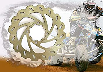 Bremsscheibe NG YAMAHA YFM 660 R RAPTOR hinten 2001-2006 Bremsen ...