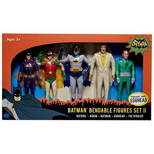NJ Croce Batman Classic TV Series Boxed Set (2) ()