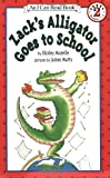Zack's Alligator Goes to School, Shirley Mozelle, 0064442489