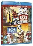101 Dalmatians Blu-ray Double Pack (101 Dalmatians / 101 Dalmatians II Patch's London Adventure)