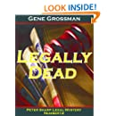 LEGALLY DEAD - Peter Sharp Legal Mystery #12 (Peter Sharp Legal Mysteries)