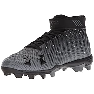 Under Armour Men's Harper 2 RM, Black (001)/Black, 11