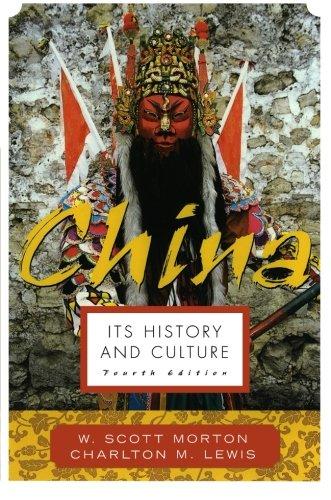 American Express China (China: Its History and Culture (4th Edition))
