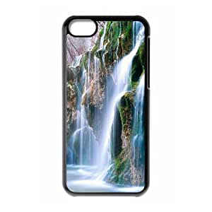 ALICASE Diy Hard Shell Case Waterfall For Iphone 5/5s [Pattern-1]