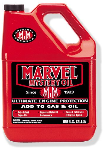 Marvel MM14R-4PK Mystery Oil – 1 Gallon, (Pack of 4)