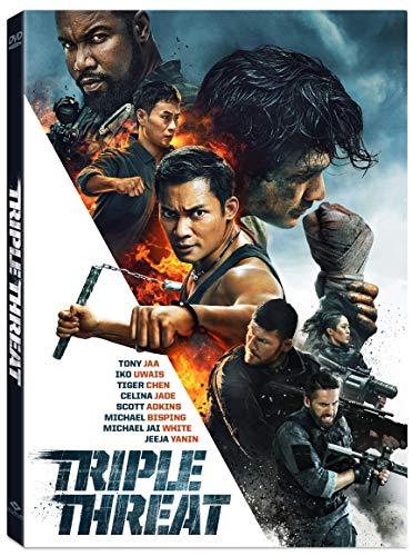 Amazon.com: Triple Threat: Tony Jaa, Scott Adkins, Michael ...