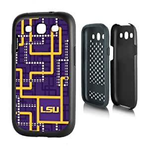 LSU Tigers Galaxy S3 Rugged Case Pipes NCAA