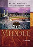 img - for The Middle East: A History book / textbook / text book