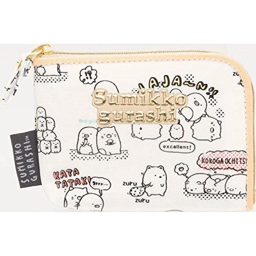 Sumikko Gurashi, things in the corner, coin purse of series, ID PASS, PB52301