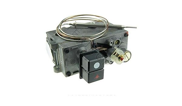 710 MINISIT 0.710.758 thermostat-ic Válvula gas Control para freidora 110 – 190: Amazon.es: Hogar