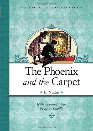 The Phoenix and the Carpet (Looking Glass - Phoenix Glasses