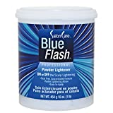 Blue Flash Powder Lightener