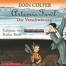 Die Verschwörung (Artemis Fowl 2) Hörbuch von Eoin Colfer Gesprochen von: Rufus Beck