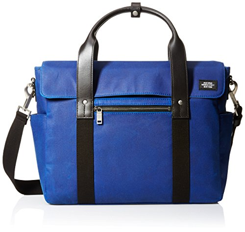 Jack Spade Men's Waxwear Survey Bag, Royal Blue, used for sale  Delivered anywhere in USA