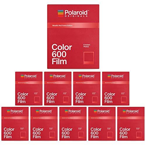 Polaroid Originals Color 600 Instant Film  10-Pack