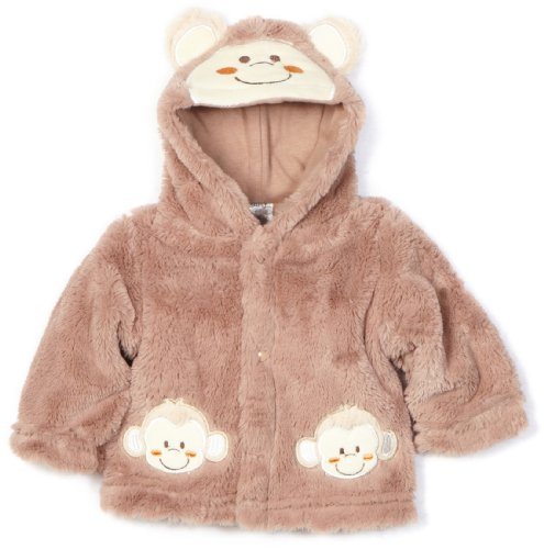 Baby Essentials Baby-boys Newborn Plush Jacket Set