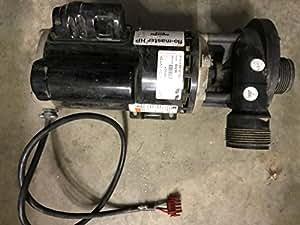 "Aqua-Flo Flo-Master HP 230V 2-Speed Spa Hot Tub Pump 0312762-2 2"" Pipes Connection"
