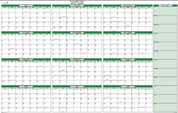Organized Charm — Organized Charm 2015-2016 Academic Planner