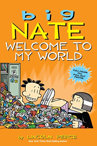Greatest 2019 Halloween Costumes (Big Nate: Welcome to My World (Volume)