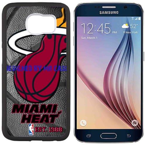 Heat Miami Basketball New Black Samsung Galaxy S6 Case By Mr Case