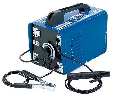 EXPERT 160 A 230 V TURBO soldador - calidad EXPERT, máquina multiusos para profesional y usuarios DIY ...