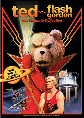 Ted vs. Flash Gordon: The Ultimate Collection (Ted / Ted 2 / Flash Gordon)