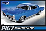 C.P.M. MPC MPC710R 1:25 Scale 1967 Pontiac GTO Model Kit from MPC