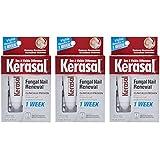 Kerasal Nail Fungal Nail Renewal Treatment 10 ML Each (Value Pack Of 3)
