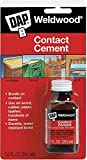 DAP 00102 2 Pack 1 oz. Welwood Contact Cement, Tan
