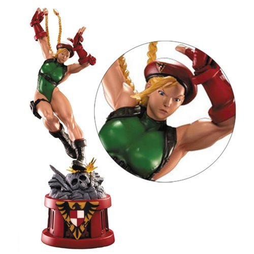 Price comparison product image Street Fighter V Cammy 1:4 Scale Statue